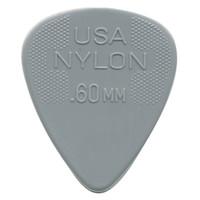 Jim Dunlop Plectrum, Nylon Standard, 12-Pack