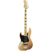Squier Vintage Modified '70s Jazz Bass, Left-Handed, Natural