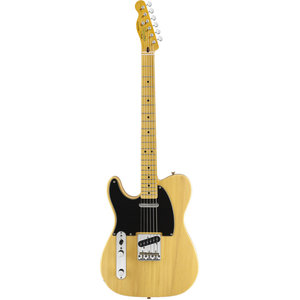 Squier Classic Vibe Left Handed '50s Telecaster, Butterscotch Blonde