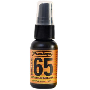 Jim Dunlop 651 Formula 65 Cleaner & Polish 1oz