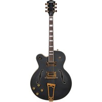 Gretsch G5191BK Tim Armstrong Electromatic Hollow Body Left Handed, Black