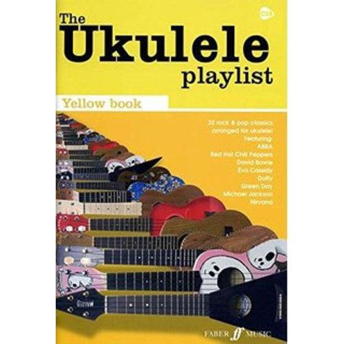 Faber Music The Ukulele Playlist: Yellow Book