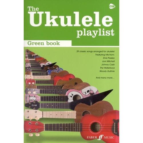 Faber Music The Ukulele Playlist: Green Book