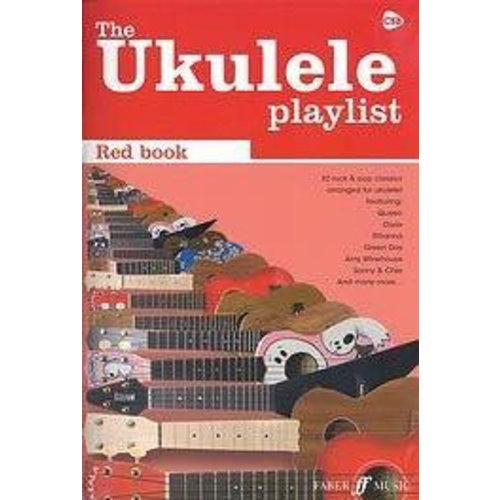 Faber Music The Ukulele Playlist: Red Book