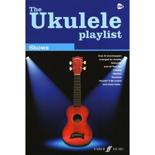 Faber Music The Ukulele Playlist: Shows