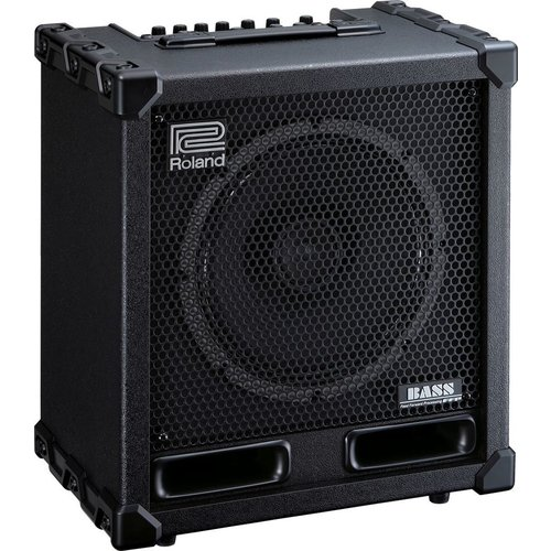 "Roland Roland CUBE-120XL 120W Bass Combo Amp, 1 x 12"""