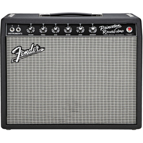 Fender Fender '65 Custom Princeton Reverb 12W Valve Amp Combo