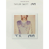Taylor Swift: 1989 (PVG)