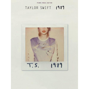 Taylor Swift: 1989 (PVG)