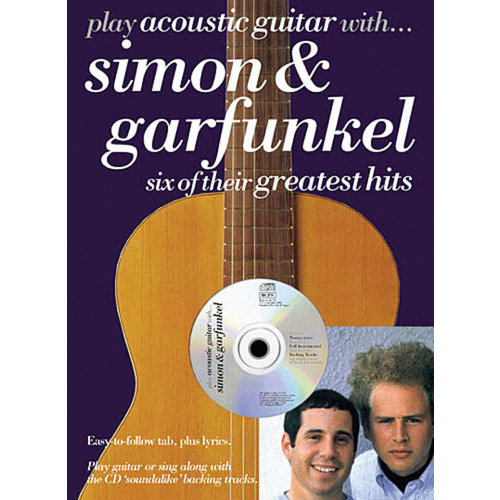 Music Sales Play Acoustic Guitar With... Simon And Garfunkel