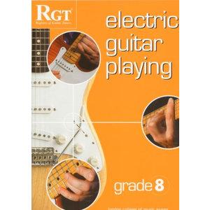 RGT Electric Guitar Playing Grade 8