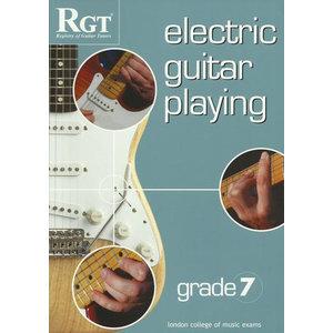 RGT Electric Guitar Playing Grade 7