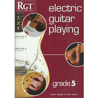 RGT Electric Guitar Playing Grade 5