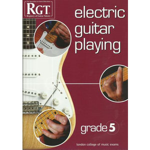 RGT Electric Guitar Playing Grade 5