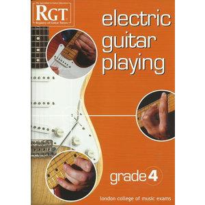 RGT Electric Guitar Playing Grade 4