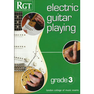 RGT Electric Guitar Playing Grade 3