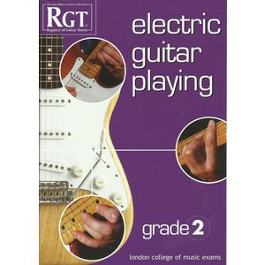RGT Electric Guitar Playing Grade 2