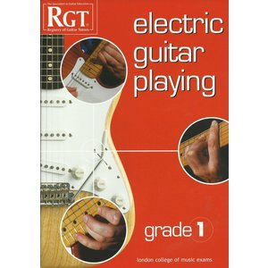 RGT Electric Guitar Playing Grade 1
