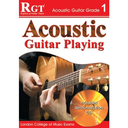 RGT RGT Acoustic Guitar Playing Grade 1