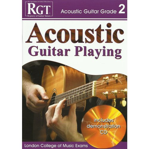 RGT RGT Acoustic Guitar Playing Grade 2