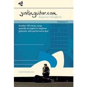 Justinguitar.com Beginner's Songbook Volume II (Spiral Bound)