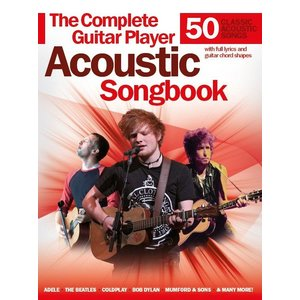 The Complete Guitar Player: Acoustic Songbook