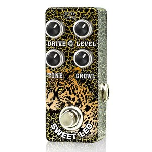 Xvive Sweet Leo Micro Overdrive Pedal