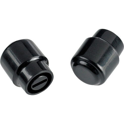 Fender Accessories Fender Switch Tip, to fit most Tele models, Black (2)