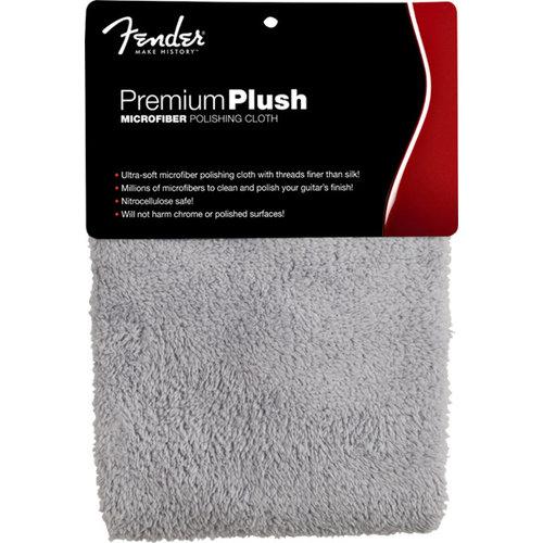 Fender Accessories Fender Premium Plush Microfiber Polishing Cloth