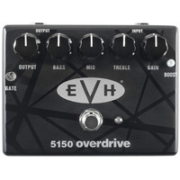 MXR EVH 5150 Van Halen Overdrive and Preamp Pedal