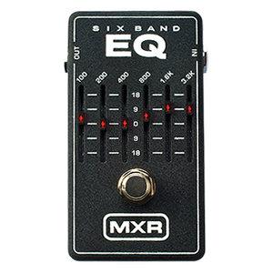 MXR M109 6-Band Equaliser Pedal