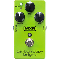 MXR M269SE Carbon Copy Bright Analogue Delay Pedal