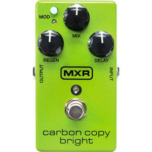 MXR M269SE Carbon Copy Bright Analogue Delay Pedal