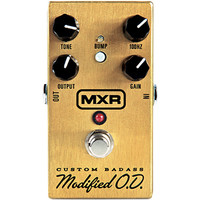 MXR M77 Custom Badass Modified O.D. Overdrive Pedal
