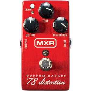 MXR M78 Custom Badass '78 Distortion Pedal