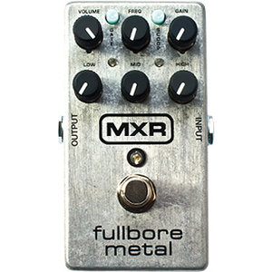 MXR M116 Full Bore Distortion Pedal