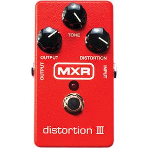 MXR M115 Distortion III Pedal