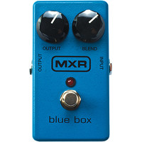 MXR M103 Blue Box Octave Fuzz Pedal