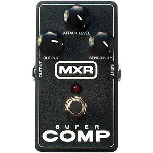 MXR M132 Supercomp Compressor Pedal