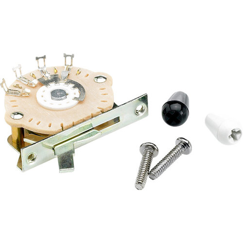 Fender Accessories Fender 5-Way Pickup Selector Switch for Stratocaster
