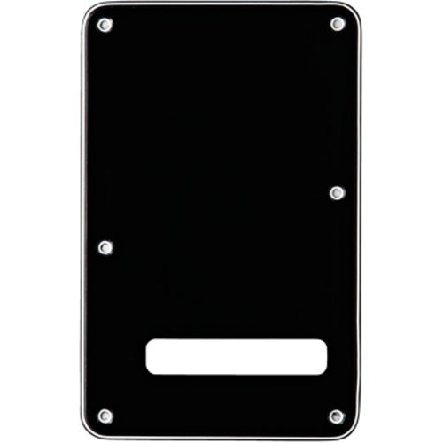 Fender Accessories Fender Backplate, Strat, 3-Ply, B/W/B