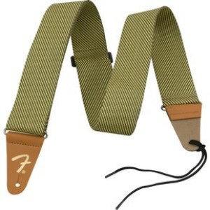 """Fender Strap 2"""" Vintage Tweed"""