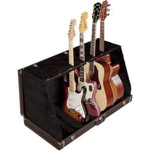 Fender Stage Guitar Case Stand, 7 Guitars, Black