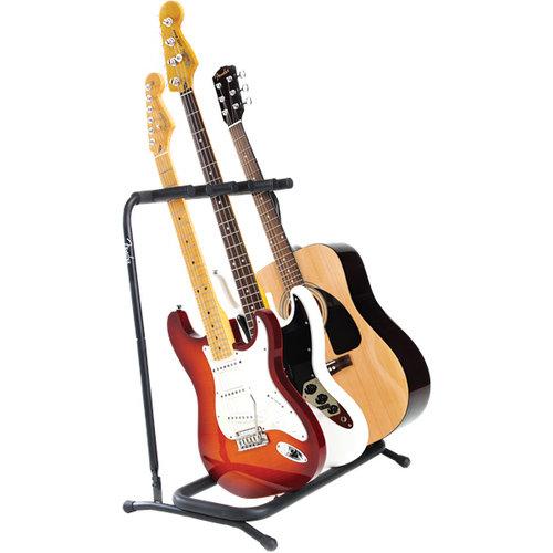 Fender Accessories Fender Multi Guitar Stand, 3-Way