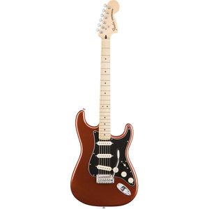 Fender Deluxe Roadhouse Stratocaster, Maple Neck, Classic Copper