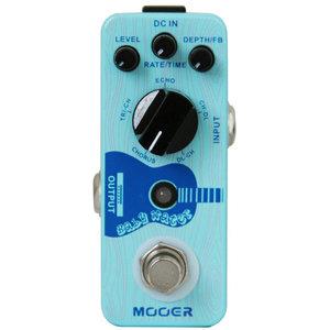 Mooer Mooer Baby Water Chorus Delay Pedal
