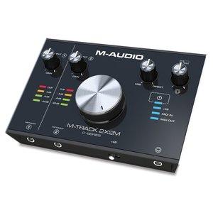 M-Audio M-Track 2x2M USB Audio MIDI Interface