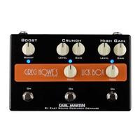 Carl Martin Greg Howe Lick Box, Overdrive/Distortion Pedal