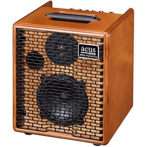 Acus One ForStrings-5T 50W Acoustic Combo, Wood