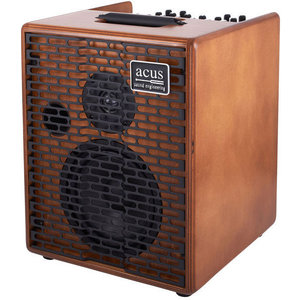 Acus One ForStrings-6T 130W Acoustic Combo, Wood